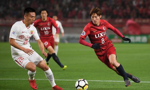 Bóng đá - Shanghai SIPG F.C vs Kashima Antlers 19h00, ngày 16/05